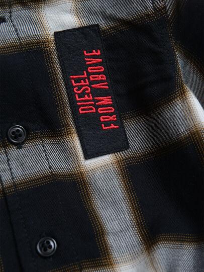 Diesel - CIBONB, Black - Shirts - Image 3