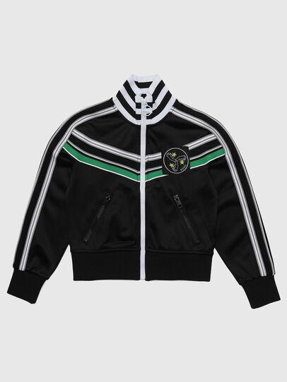 Diesel - SLIDIUSG, Black - Sweaters - Image 1
