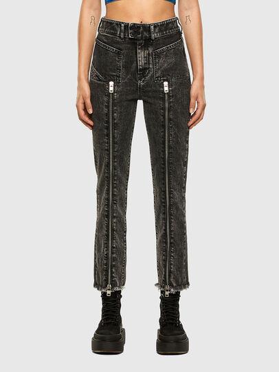 Diesel - D-Earlie 009DN, Black/Dark grey - Jeans - Image 1