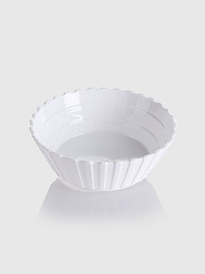 10981 MACHINE COLLEC, White - Bowl