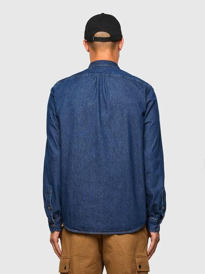 Diesel - D-BILLY, Dark Blue - Denim Shirts - Image 2