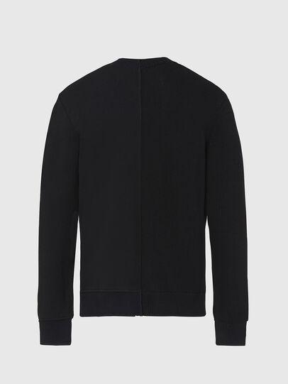 Diesel - K-LEDGER, Black - Knitwear - Image 2