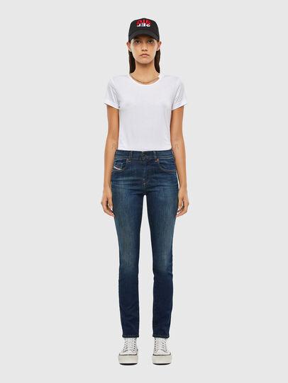 Diesel - Sandy 009HL, Dark Blue - Jeans - Image 6
