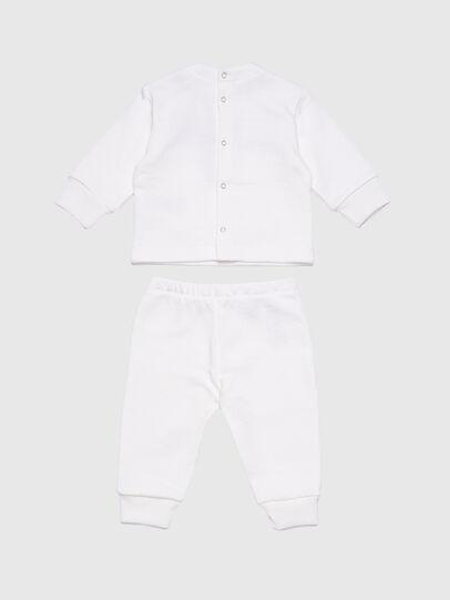 Diesel - SERREDIV-SET-NB, White - Jumpsuits - Image 2