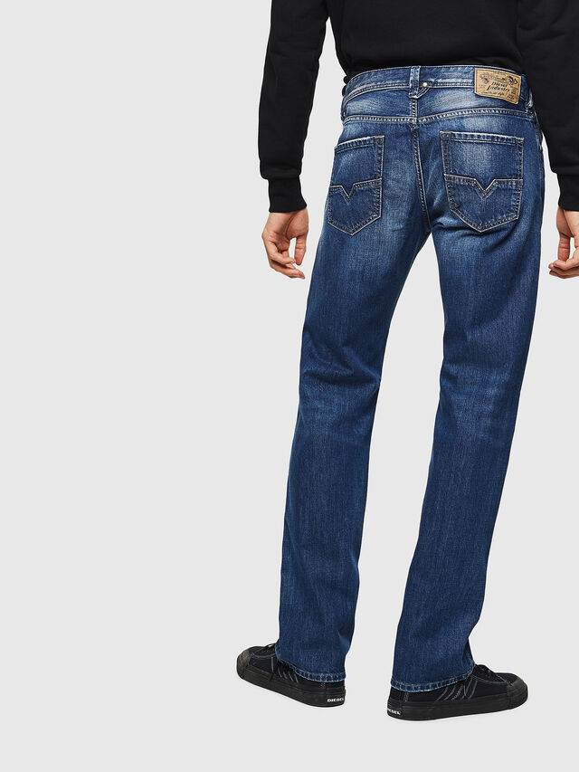Diesel Larkee 008XR, Medium blue - Jeans - Image 2