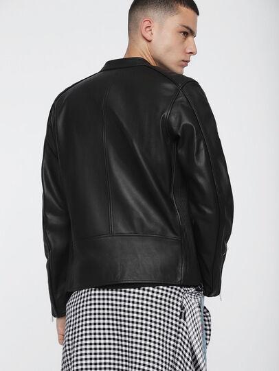 Diesel - L-QUAD,  - Leather jackets - Image 2