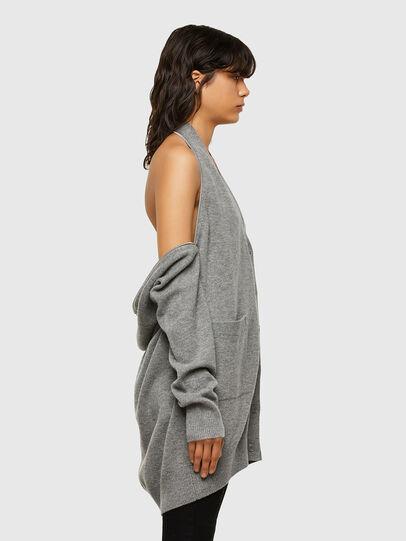 Diesel - M-CLEO, Grey - Knitwear - Image 4