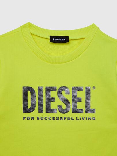 Diesel - SVELIB-R, Yellow - Sweaters - Image 3