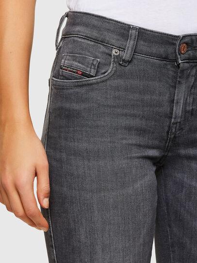 Diesel - Sandy 009FI, Black/Dark grey - Jeans - Image 3