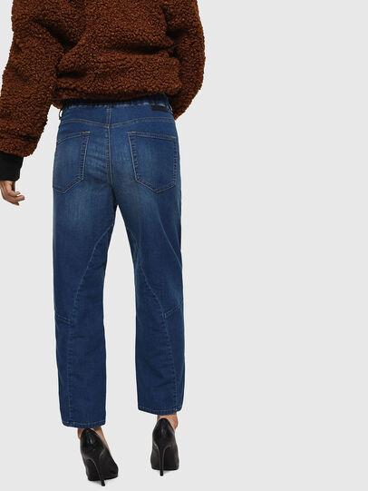 Diesel - D-Rollar JoggJeans 069IT, Medium blue - Jeans - Image 2