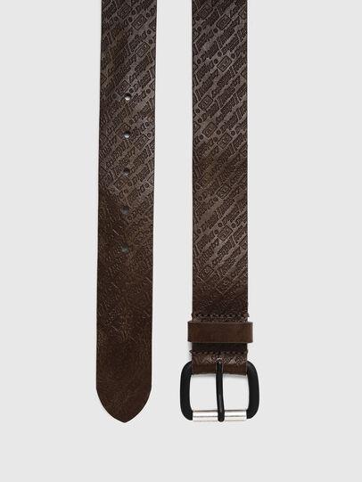 Diesel - B-STRIP, Marron Military - Belts - Image 3