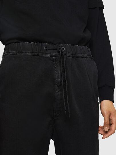 Diesel - D-Toller 0687Z, Black/Dark grey - Jeans - Image 3