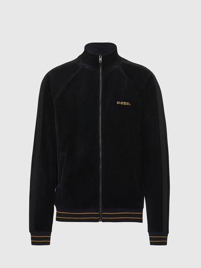 Diesel - UMLT-MAX-CZ, Black - Sweaters - Image 1