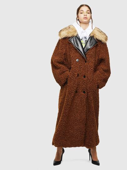 Diesel - L-ASC,  - Leather jackets - Image 1