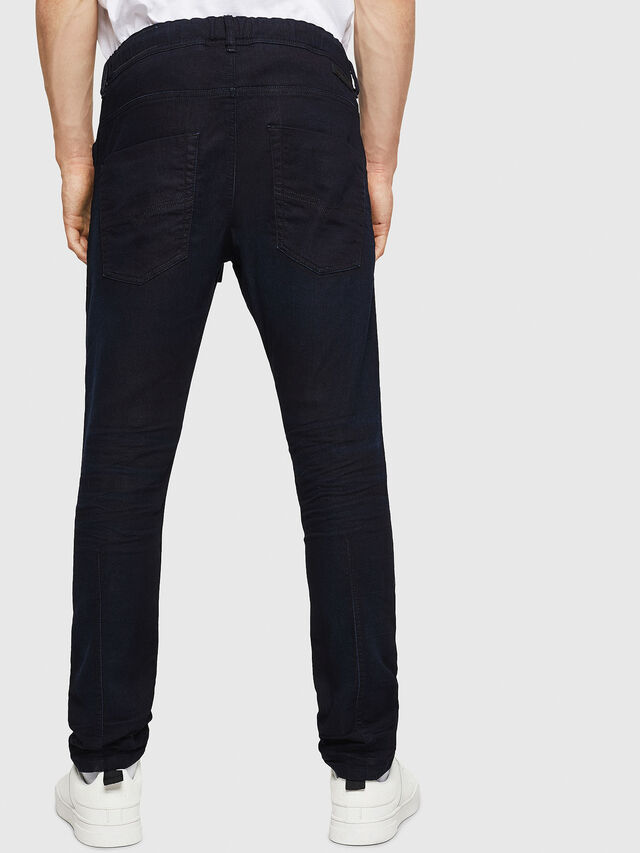 Diesel Krooley JoggJeans 0829P, Dark Blue - Jeans - Image 2