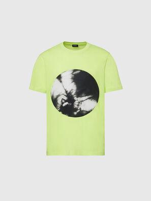 T-MOONY-X2, Green Fluo - T-Shirts