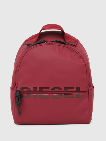 Diesel - F-BOLD BACK FL, Red - Backpacks - Image 1