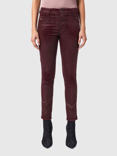 Diesel - Babhila 069XI, Red - Jeans - Image 1