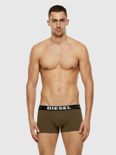 Diesel - UMBX-DAMIEN-TECH, Military Green - Trunks - Image 1