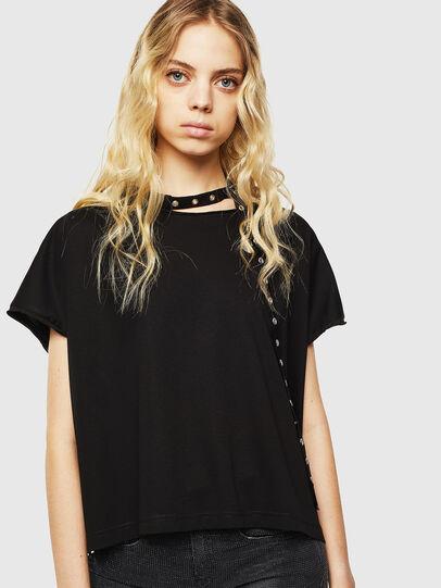 Diesel - T-JALA, Black - T-Shirts - Image 1