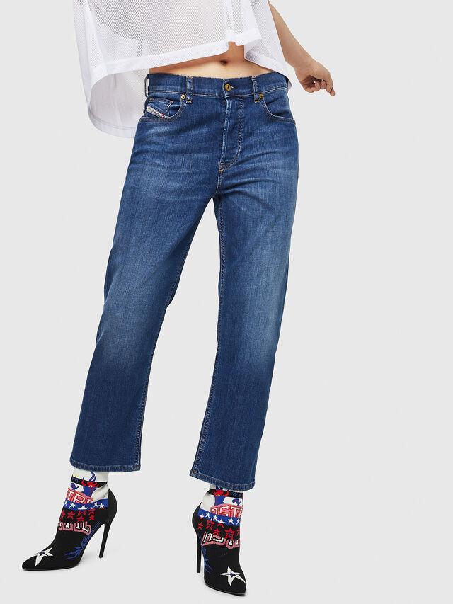 Diesel - Aryel 082AZ, Medium blue - Jeans - Image 1
