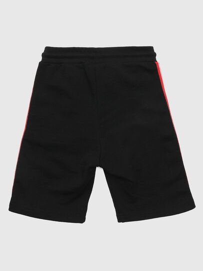 Diesel - PHITOSHI, Black/Red - Shorts - Image 2