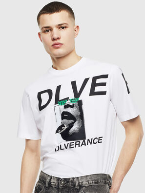 T-JUST-T21, White - T-Shirts