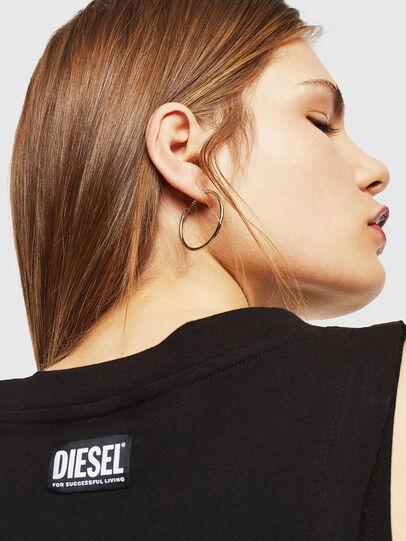 Diesel - T-TRIXY, Black - T-Shirts - Image 3