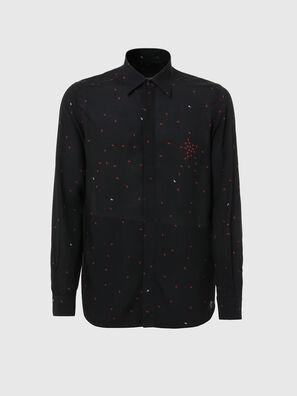 S-ADAMES, Black - Shirts