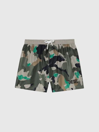 Diesel - BMBX-WAVE 2.017, Military Green - Swim shorts - Image 4