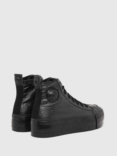 Diesel - S-ASTICO MC WEDGE, Black - Sneakers - Image 3