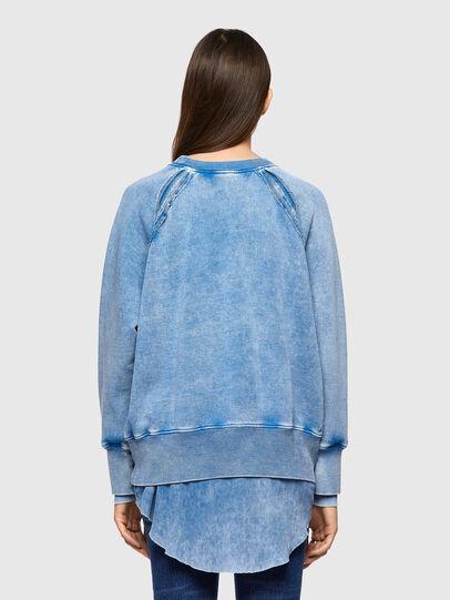 Diesel - F-ROXXY-B1, Blue - Sweaters - Image 2