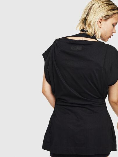 Diesel - T-KALY, Black - T-Shirts - Image 2