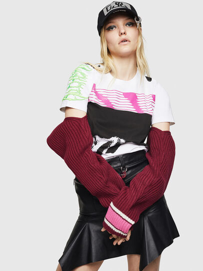 Diesel - T-SILY-WU,  - T-Shirts - Image 4