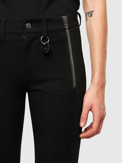 Diesel - P-IKER, Black - Pants - Image 3