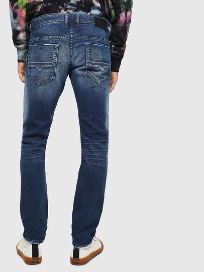 Diesel - Thommer 009BQ, Dark Blue - Jeans - Image 2