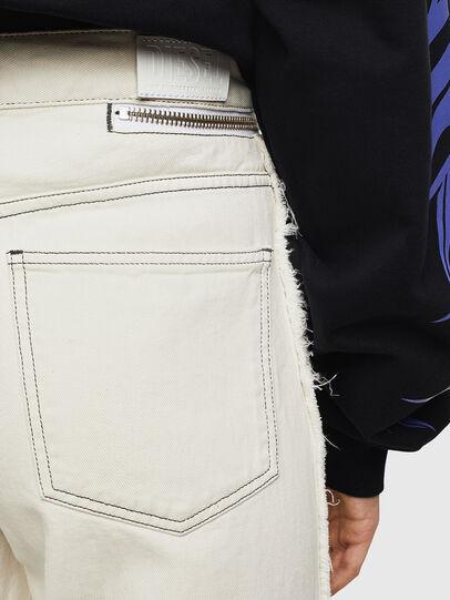 Diesel - Widee 009BD, White - Jeans - Image 4