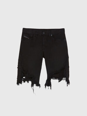 D-KRASY, Black - Shorts