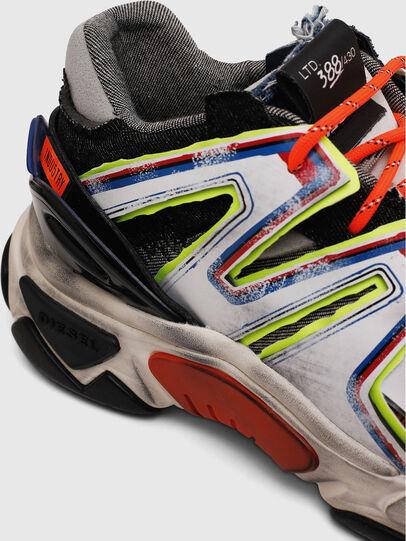Diesel - S-KIPPER SK, White/Black - Sneakers - Image 4