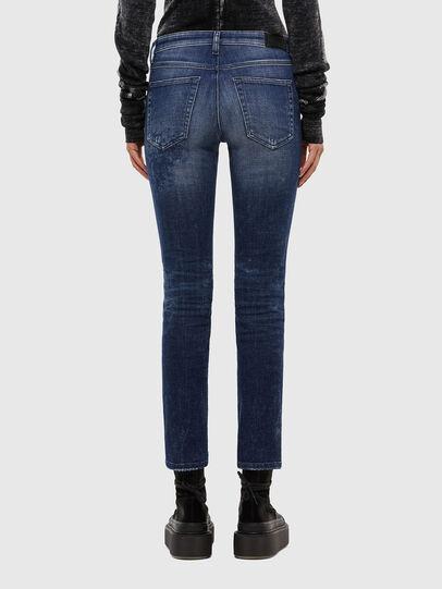 Diesel - Babhila 009JM, Dark Blue - Jeans - Image 2