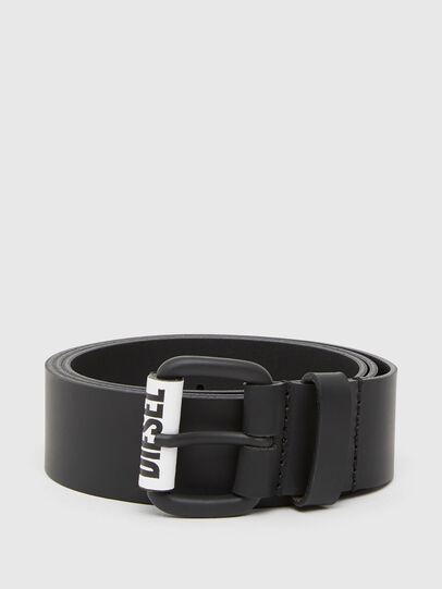 Diesel - B-PEIPER, Black - Belts - Image 1