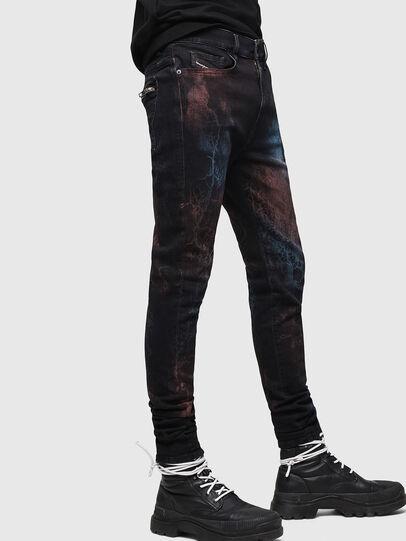Diesel - D-Amny 0093D, Black/Dark grey - Jeans - Image 6