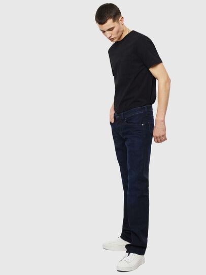 Diesel - Larkee 0098I, Dark Blue - Jeans - Image 5