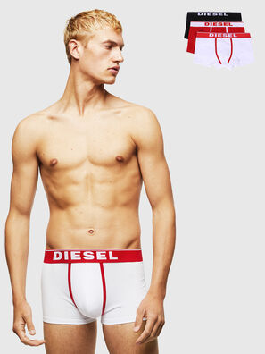 UMBX-DAMIENTHREEPACK, White/Red - Trunks