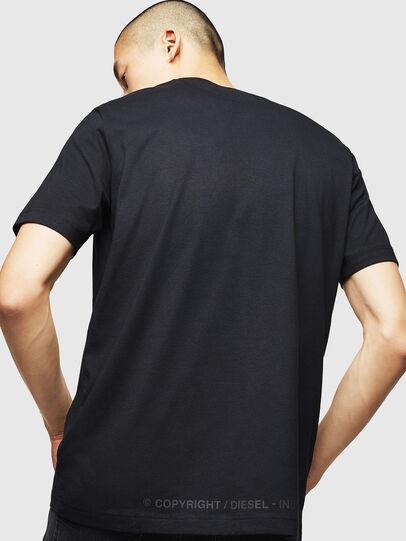 Diesel - T-JUST-B31, Black - T-Shirts - Image 2