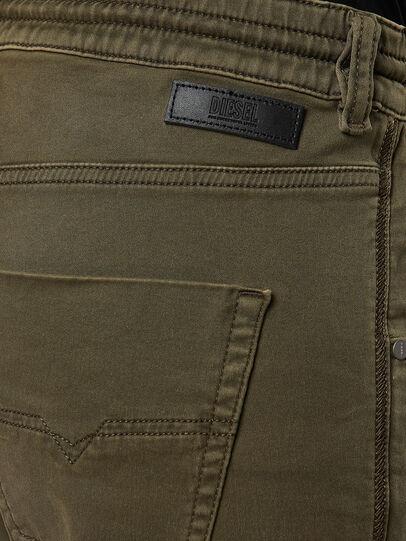 Diesel - Krailey JoggJeans 0670M, Military Green - Jeans - Image 4