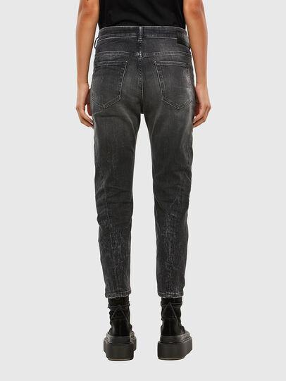 Diesel - Fayza 009IU, Black/Dark grey - Jeans - Image 2