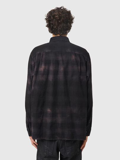 Diesel - S-JESS-DIP, Black/Violet - Shirts - Image 2
