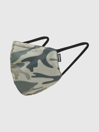 Diesel - FACEMASK-CAMU, Military Green - Other Accessories - Image 4