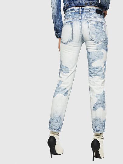 Diesel - D-Rifty 0890P, Light Blue - Jeans - Image 2